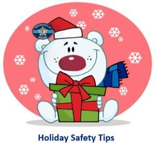 Holiday Safety tips 2020