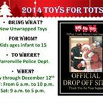 2014 Toys for Tots