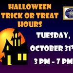 2017 Trick or Treat Hours