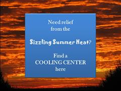 Cooling Center Info 2017