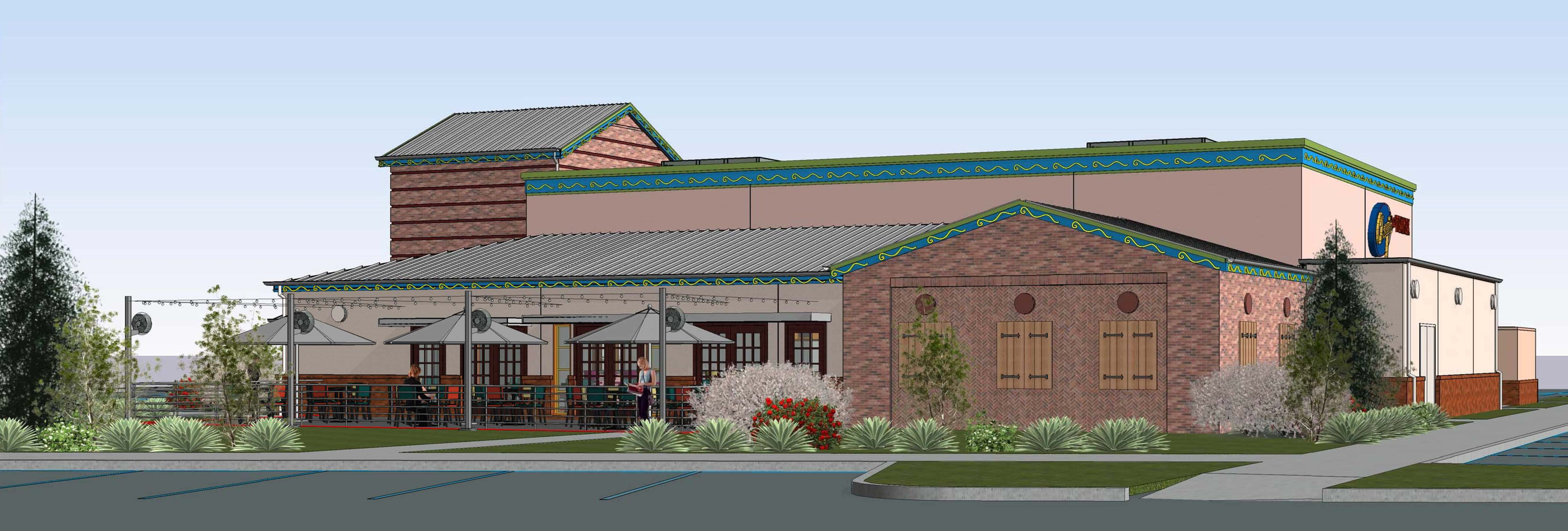 Chuy's Outdoor Patio (Proposed)